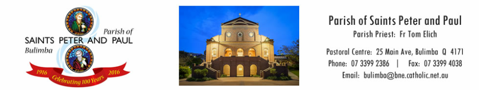 Bulimba Catholic Parish